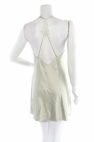 Пижама Oysho, Размер M, Цвят Зелен, Полиестер, Цена 29,25лв.
