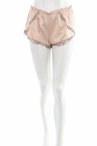Пижама Oysho, Размер M, Цвят Розов, Полиестер, Цена 21,00лв.
