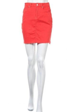 Пола Ivy Copenhagen, Размер XS, Цвят Червен, 90% памук, 8% полиестер, 2% еластан, Цена 8,93лв.