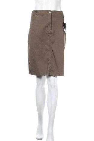 Пола Fabiani, Размер M, Цвят Зелен, 97% памук, 3% еластан, Цена 9,98лв.