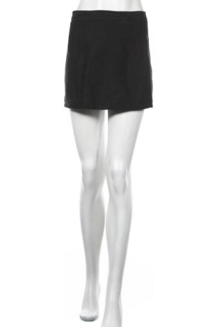 Пола H&M Divided, Размер S, Цвят Черен, 100% полиестер, Цена 3,00лв.
