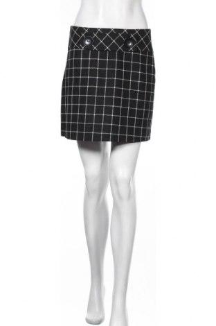 Φούστα Hallhuber, Μέγεθος S, Χρώμα Μαύρο, 50% μαλλί, 25% βισκόζη, 25% πολυαμίδη, Τιμή 23,45€