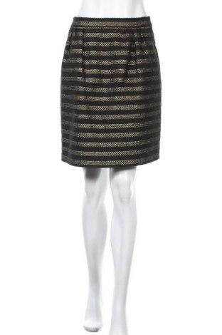 Φούστα Hallhuber, Μέγεθος XS, Χρώμα Μαύρο, 55% πολυακρυλικό, 38% πολυεστέρας, 7% μεταλλικά νήματα, Τιμή 28,39€