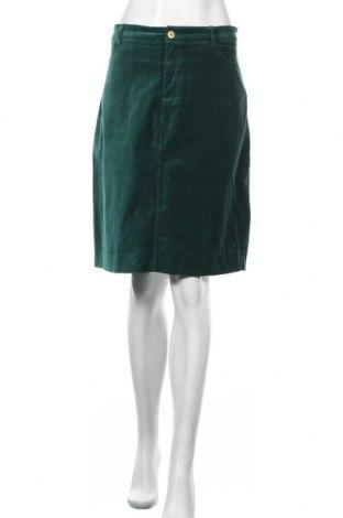 Φούστα Noa Noa, Μέγεθος L, Χρώμα Πράσινο, 98% βαμβάκι, 2% ελαστάνη, Τιμή 15,77€
