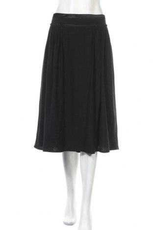 Φούστα Noa Noa, Μέγεθος L, Χρώμα Μαύρο, 100% βισκόζη, Τιμή 23,90€