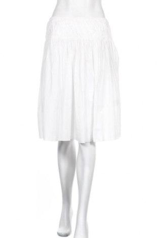 Φούστα Sisley, Μέγεθος M, Χρώμα Λευκό, Βαμβάκι, Τιμή 12,34€