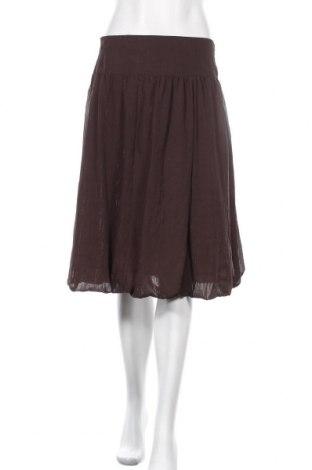 Φούστα Soya Concept, Μέγεθος S, Χρώμα Καφέ, 97% πολυαμίδη, 3% μέταλλο, Τιμή 3,64€