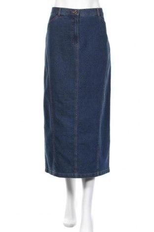 Пола Ted Nicol, Размер XL, Цвят Син, 85% памук, 13% полиестер, 2% еластан, Цена 24,15лв.
