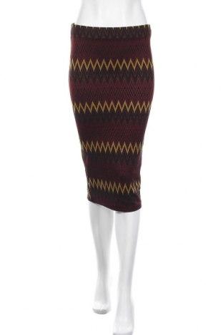Пола Zara Trafaluc, Размер S, Цвят Многоцветен, Цена 21,00лв.