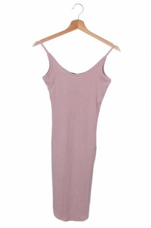 Φόρεμα Bik Bok, Μέγεθος XS, Χρώμα Εκρού, 95% βισκόζη, 4% ελαστάνη, Τιμή 20,46€