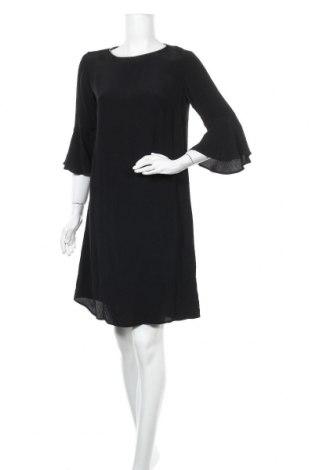 Рокля Esprit, Размер M, Цвят Черен, Вискоза, Цена 18,11лв.