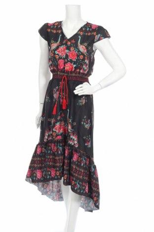 Рокля Fashion Mia, Размер S, Цвят Многоцветен, Цена 44,10лв.