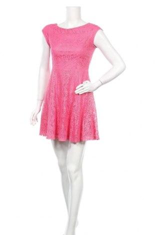 Φόρεμα G:21, Μέγεθος M, Χρώμα Ρόζ , 66% βαμβάκι, 30% πολυαμίδη, 4% βισκόζη, Τιμή 6,76€