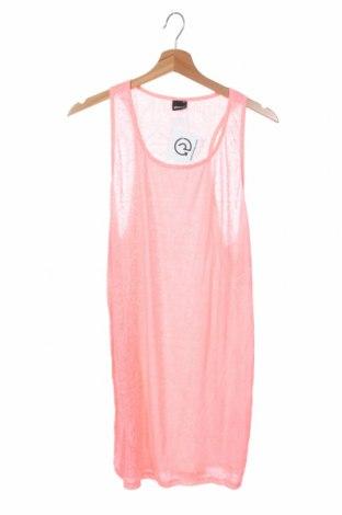 Τουνίκ Gina Tricot, Μέγεθος XS, Χρώμα Ρόζ , 80% πολυεστέρας, 20% βισκόζη, Τιμή 7,27€