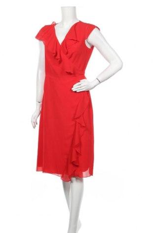 Φόρεμα Guido Maria Kretschmer, Μέγεθος M, Χρώμα Κόκκινο, Πολυεστέρας, Τιμή 36,88€