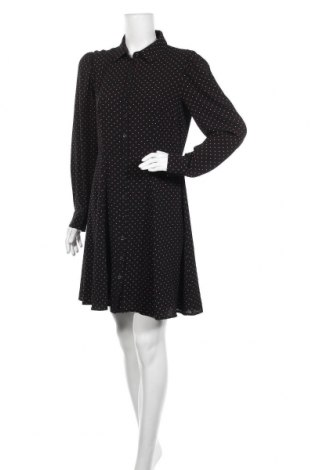 Φόρεμα H&M, Μέγεθος M, Χρώμα Μαύρο, 97% πολυεστέρας, 3% ελαστάνη, Τιμή 11,78€