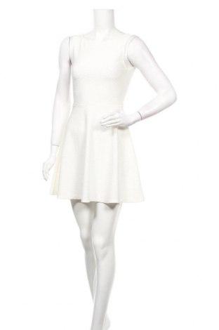 Φόρεμα H&M Divided, Μέγεθος M, Χρώμα Λευκό, 93% πολυεστέρας, 7% ελαστάνη, Τιμή 11,14€