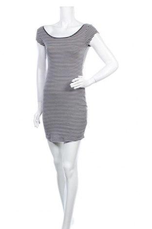 Рокля H&M L.O.G.G., Размер S, Цвят Син, 97% памук, 3% еластан, Цена 15,02лв.