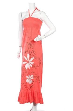 Рокля H&M L.O.G.G., Размер XS, Цвят Розов, 60% вискоза, 40% памук, Цена 18,43лв.
