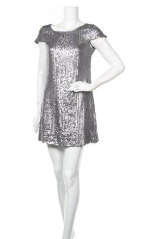 Φόρεμα Hallhuber, Μέγεθος S, Χρώμα Γκρί, Πολυεστέρας, Τιμή 34,23€