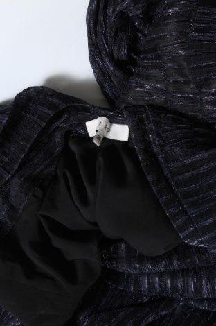 Рокля Iro, Размер S, Цвят Черен, 55% метални нишки, 45% полиестер, Цена 17,14лв.