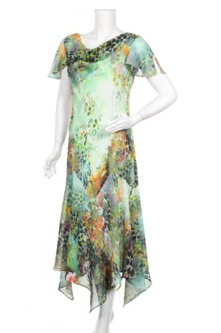 Рокля Laura, Размер S, Цвят Многоцветен, Полиестер, Цена 28,56лв.