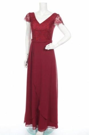 Рокля Luxuar Limited, Размер M, Цвят Червен, Полиестер, Цена 145,50лв.