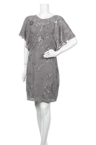 Φόρεμα Molly Bracken, Μέγεθος L, Χρώμα Γκρί, Πολυεστέρας, Τιμή 12,45€