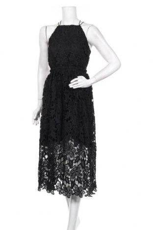 Šaty  Na-Kd, Velikost M, Barva Černá, Polyester, Cena  572,00Kč
