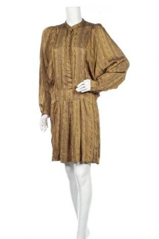 Φόρεμα Noa Noa, Μέγεθος M, Χρώμα Πράσινο, 65% βισκόζη, 35% βαμβάκι, Τιμή 23,38€