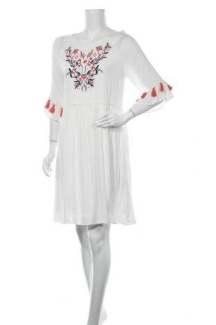 Φόρεμα ONLY, Μέγεθος S, Χρώμα Λευκό, Βισκόζη, Τιμή 13,40€