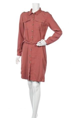 Φόρεμα ONLY, Μέγεθος L, Χρώμα Ρόζ , 93% βισκόζη, 7% πολυεστέρας, Τιμή 24,74€