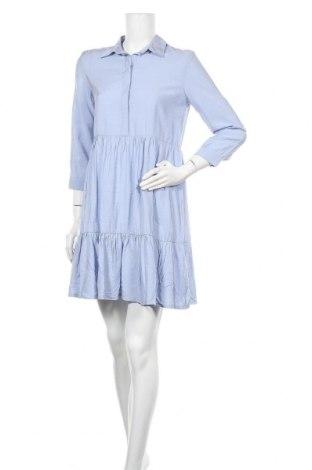 Φόρεμα ONLY, Μέγεθος S, Χρώμα Μπλέ, 84% βισκόζη, 16% πολυαμίδη, Τιμή 26,68€