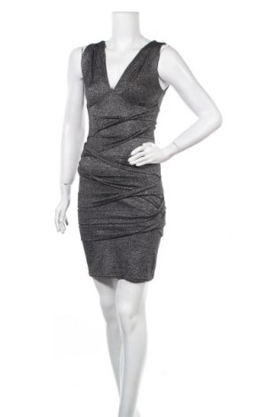 Рокля Orsay, Размер XS, Цвят Черен, 62% полиакрил, 33% метални нишки, 5% еластан, Цена 5,78лв.