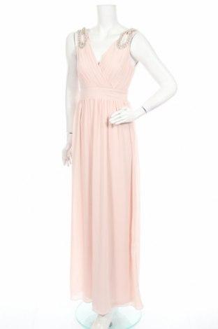 Рокля TFNC London, Размер S, Цвят Розов, Полиестер, Цена 141,75лв.