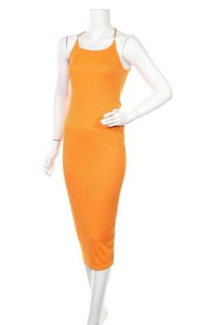 Φόρεμα Top Fashion, Μέγεθος M, Χρώμα Πορτοκαλί, Τιμή 12,16€