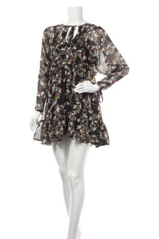 Φόρεμα Topshop, Μέγεθος XS, Χρώμα Πολύχρωμο, Πολυεστέρας, Τιμή 28,50€