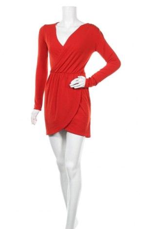 Φόρεμα Topshop, Μέγεθος M, Χρώμα Κόκκινο, 95% πολυεστέρας, 5% ελαστάνη, Τιμή 16,96€