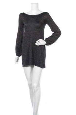 Φόρεμα Topshop, Μέγεθος S, Χρώμα Μαύρο, 75% βισκόζη, 15% πολυεστέρας, 10% μεταλλικά νήματα, Τιμή 18,19€