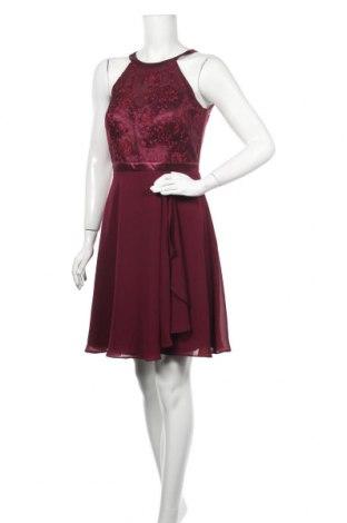 Φόρεμα Vera Mont, Μέγεθος M, Χρώμα Κόκκινο, Πολυεστέρας, Τιμή 66,76€
