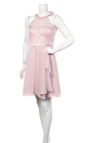 Šaty  Vera Mont, Velikost M, Barva Růžová, Polyester, Cena  433,00Kč
