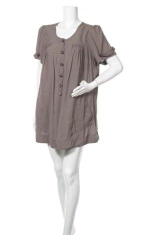 Φόρεμα Zay, Μέγεθος M, Χρώμα Γκρί, 75% βισκόζη, 25% πολυαμίδη, Τιμή 5,00€