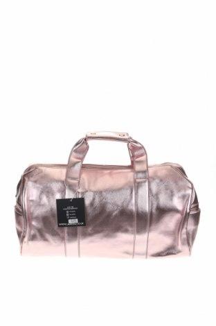 Сак La Moda, Цвят Розов, Еко кожа, Цена 54,81лв.