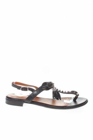 Сандали Billi Bi, Размер 41, Цвят Черен, Естествена кожа, Цена 55,65лв.