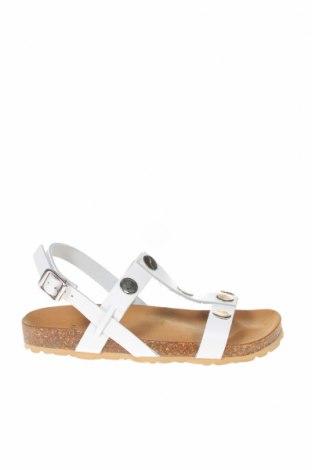 Сандали Copenhagen Shoes, Размер 36, Цвят Бял, Естествена кожа, Цена 55,77лв.