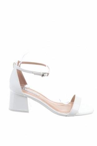 Sandály Even&Odd, Velikost 40, Barva Bílá, Eko kůže, Cena  478,00Kč
