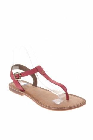 Σανδάλια Gioseppo, Μέγεθος 38, Χρώμα Ρόζ , Γνήσιο δέρμα, Τιμή 25,11€