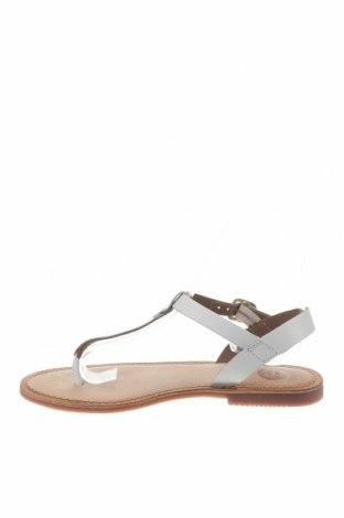 Σανδάλια Gioseppo, Μέγεθος 36, Χρώμα Λευκό, Γνήσιο δέρμα, Τιμή 22,95€