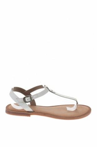 Σανδάλια Gioseppo, Μέγεθος 40, Χρώμα Λευκό, Γνήσιο δέρμα, Τιμή 22,95€