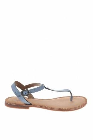Σανδάλια Gioseppo, Μέγεθος 41, Χρώμα Μπλέ, Γνήσιο δέρμα, Τιμή 22,95€